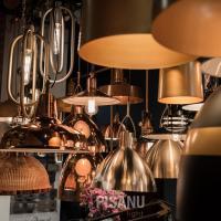 PISANU LIGHT ร้านโคมไฟหลากสไตล์ ที่มีเอกลักษณ์เฉพาะตัว