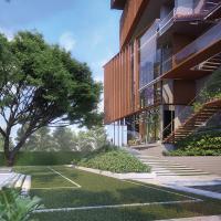 Rhythm Ekkamai Estate ( ริธึ่ม เอกมัย เอสเตท ) - FEEL LIKE HOME บ้านลอยฟ้า ใจกลางเอกมัย มีอยู่จริง