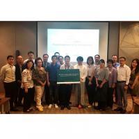 บริษัท ยูนิเวนเจอร์ จำกัด เข้าเยี่ยมชม โครงการ Be Green The Eco Knowledge Program