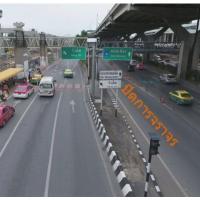 ทางหลวงรื้อสะพานเข้าสนามบินดอนเมืองแก้คอขวด ทดลองปิดจราจร 31 ก.ค.-2 ส.ค.นี้