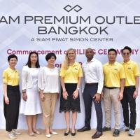 เริ่มการก่อสร้างตัวอาคาร โครงการพรีเมี่ยมเอาท์เล็ตแห่งแรกของไทย ภายใต้การร่วมทุนของ ไซม่อน – สยามพิวรรธน์