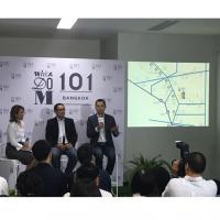 วิสซ์ดอม 101 โชว์คอนเซ็ปต์รีเทล ฟิต-ชิล-กิน-ช็อป 200ร้านค้าแห่จองเกลี้ยง100%เปิดปลายปี′61