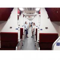 เห่อรถไฟโฉมใหม่ยาวข้ามปี ตั๋วจองแน่น-ตู้เสบียงลดราคากระหน่ำ