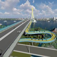 ส่อล้มโปรเจ็กต์ สะพานสนามบินน้ำ เมืองนนท์ต้านเวนคืน 177 ไร่ 458 หลัง