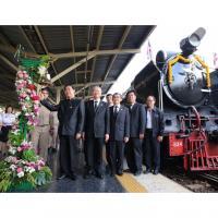 ก้าวสู่ปีที่ 120 การรถไฟฯเร่งยกระดับบริการสู่มาตรฐานสากล-ลุยสร้างทางคู่ทั่วไทย
