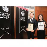 ฮาบิแทท กรุ๊ป คว้า 3 รางวัลสุดยอดโรงแรมด้าน Construction & Design  จากเวทีระดับอินเตอร์ ASIA PACIFIC PROPERTY AWARDS 2017-2018
