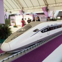 บิ๊กตู่ เผยความคืบหน้ารถไฟความเร็วสูงไทย-จีน คาดเริ่มสร้าง พ.ย.นี้