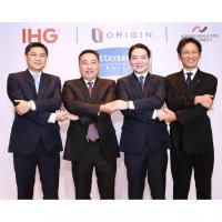 ออริจิ้น ดึงเชน IHG ผุดโรงแรม ผนึกโนมูระลุยแบรนด์ Staybridge Suites ครั้งแรกในเอเชียแปซิฟิก