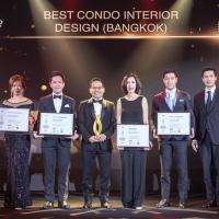 CMC Group คว้า 2 รางวัลจากงาน PropertyGuru Thailand Property Awards 2018