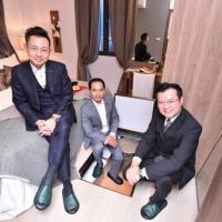 คอนโดร่วมทุน รูเนะสุ ทองหล่อ 5 ราคาขยับ ตร.ม.ละ 2.4 แสน ชินวะกรุ๊ป ติดใจตั้งเป้าลงทุนไทยเพิ่มปีละ 2,000 ล้าน