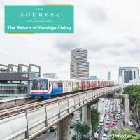 The Address สยาม-ราชเทวี  The Return of Prestige Living
