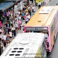 คนกรุงอ่วม! ขสมก.  ขอปรับขึ้นค่ารถเมล์ 1.50-2 บาท ล้างหนี้แสนล้านรับรถใหม่ NGV ดีเดย์ปีนี้