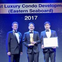 ออริจิ้น คว้า 7 รางวัล Thailand Property Awards 2017