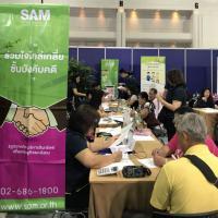 SAM ช่วยลูกค้าปรับหนี้ วันเดียวได้ข้อยุติ 34 ล้านบาท