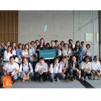 บริษัท ยูนิเวนเจอร์ จำกัด (มหาชน) เปิดให้นักศึกษาเข้าเยี่ยมชม โครงการ Be Green The Eco Knowledge Program