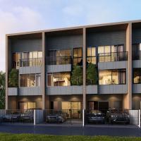 บ้านกลางเมือง  โมเดลใหม่ เทอราเรีย นวัตกรรมการออกแบบแห่งอนาคต