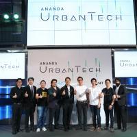 อนันดา ปฏิวัติวงการอสังหาฯ ปรับโครงสร้างสู่ Tech Company รายแรก  เปิดตัว Ananda UrbanTech ยกระดับชีวิตเมืองยุคใหม่ให้ดียิ่งกว่า