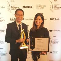 ฮาบิแทท กรุ๊ป คว้าอีก 1 รางวัล Winner สาขา Best Condo Architectural Design (Thailand)