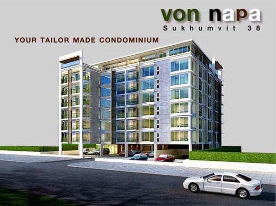 ให้เช่าด่วน วอนนภา คอนโด 54 ตรม ติดรถไฟฟ้า ทองหล่อ von napa for rent 54 sq.m. Next to Thonglor BTS special price 25,000 baht
