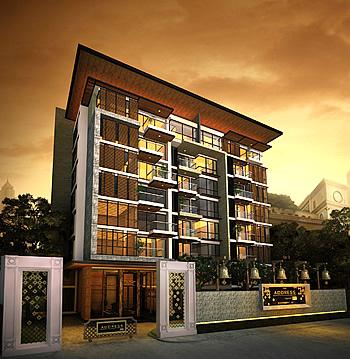 เช่าคอนโดสุขุมวิท อโศก ทองหล่อ : The Address Sukhumvit 61 condominium 1 Bedroom for rent in Sukhumvit Bangkok Ekkamai BTS AA10588 Property code : AA10588