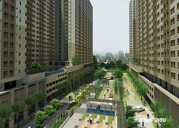 For SaleCondoPinklao, Charansanitwong : LPN condo projects are ranked for very good service and management, a livable community slogan.