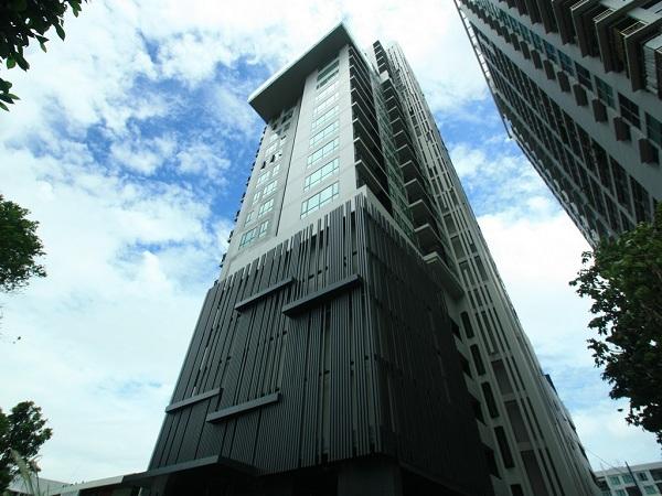 ขายคอนโดอารีย์ อนุสาวรีย์ : The vertical aree 1 bed 57.59 sqm. ขายพร้อมผู้เช่า เดือนละ 28,000 สัญญา เหลือ 10 เดือน