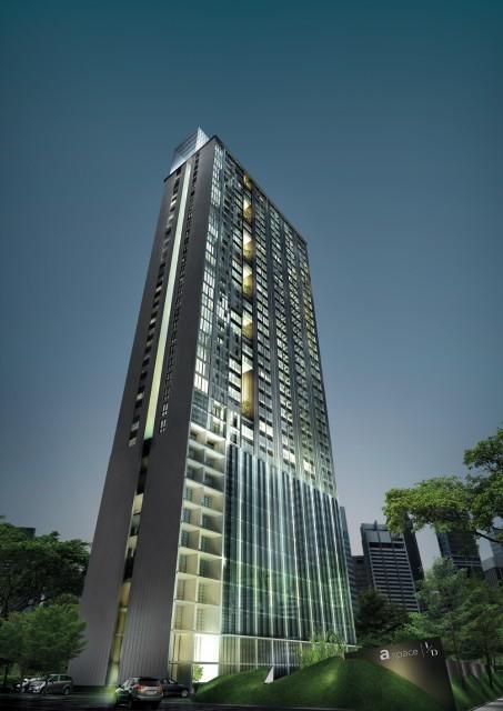 Condo A Space Asoke - Ratchada for Rent & Sale: มีห้องขายและปล่อยเช่าให้เลือกมากมาย