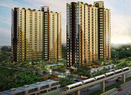 For RentCondoRattanathibet, Sanambinna : Condo for rent, 2 bedrooms, size 50 sqm, Rattanathibet