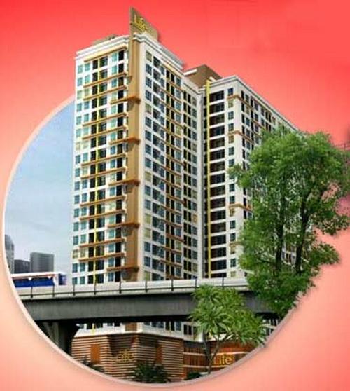 Sale life@sukhumvit65 high floor 4.35m good price