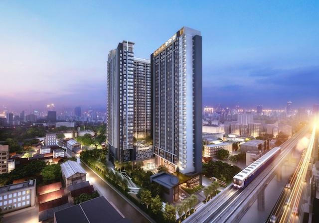For RentCondoBang kae, Phetkasem : Rent a new condo, great value, only 7,000 baht per month.