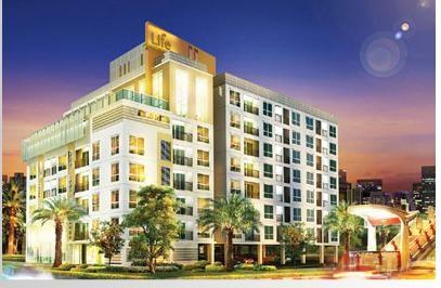 Life Sukhumvit 65 For rent 16,500 bht/month