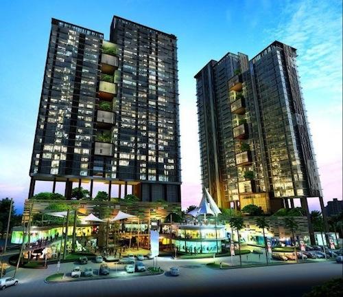 เช่าคอนโดบางนา แบริ่ง : ให้เช่า The Coast Bangkok สุขุมวิท บางนา ห้อง 35 ตร.ม ชั้น 16 ราคา 17,000 บาท