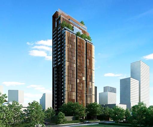 FOR SALE BEFORE TRANSFER! Circle Sukhumvit 31 - Penthouse Unit   234 Sqm   High Floor   RARE UNIT