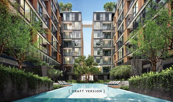 ขายดาวน์คอนโดสุขุมวิท อโศก ทองหล่อ : ขายดาวน์คอนโดควินทารา ทรีเฮาส์ สุขุมวิท 421 ห้องนอน 1 ห้องน้ำ ชั้น 6 ขนาด 31 ตร.ม. ใกล้รถไฟฟ้าBTS เอกมัย