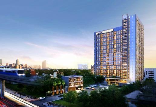 เช่าคอนโดท่าพระ ตลาดพลู : ด่วน!!ให้เช่าคอนโด The Key Sathorn Ratchapreuk Size 34sqm(1Bedroom/1Bathroom) ในราคา 11,000 บาท/เดือน
