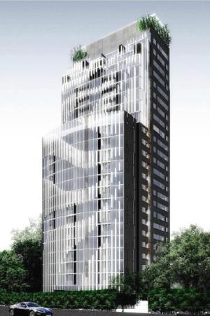 เช่าคอนโดสีลม บางรัก : HOT PRICE !!!! For rent Saladaeng Residences 1 Bedroom Size 68 sq.m  Only 38,000 Baht