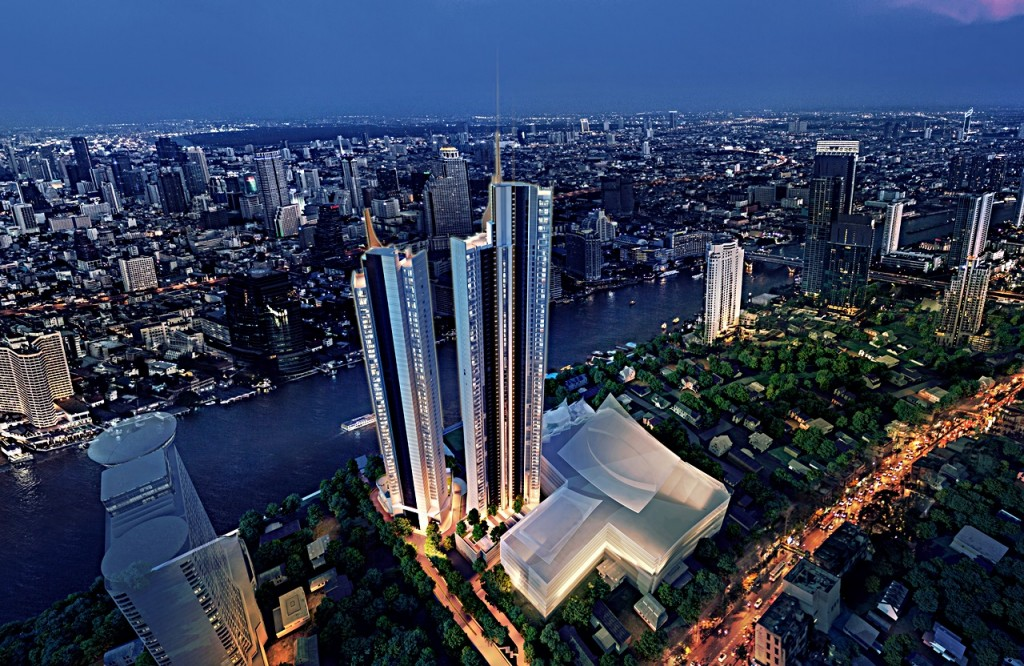 ขายคอนโดวงเวียนใหญ่ เจริญนคร : ราคาดีที่สุด The Residences at Mandarin Oriental / 084-542-2121 Exclusive Sales Project