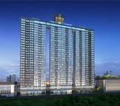 Sale DownCondoRamkhamhaeng, Hua Mak : Selling preemption, The Tree, Hua Mak, corner room, building c, 17th floor, very good.