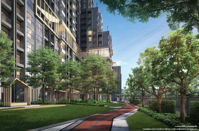 ขายดาวน์คอนโดสะพานควาย จตุจักร : ขายใบจองด่วน ราคาทุน ห้องD-0121 ชั้น1 ราคาใบจอง 20,000 ราคาห้อง2.09M