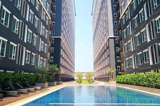 For RentCondoBang Sue, Wong Sawang : Condo for rent, Regent Bangson 27 6000 baht (including common area)