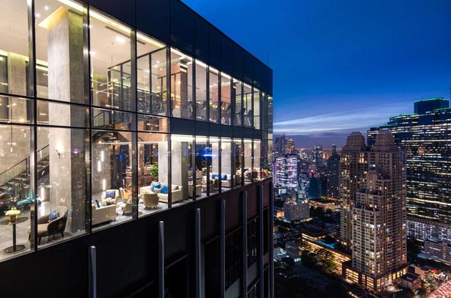ขายคอนโดสาทร นราธิวาส : ขายดาวน์ 1 ห้องนอน Duplex ขนาด 37 ตรม. ชั้น 20+ ราคาเพียง 4.98 ล้าน