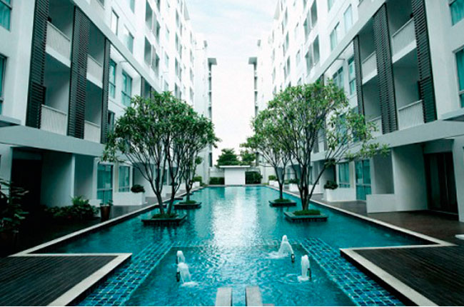 For SaleCondoRama9, RCA, Petchaburi : 🔥 Super quick, 2 bedrooms for sale, only 2.8 million
