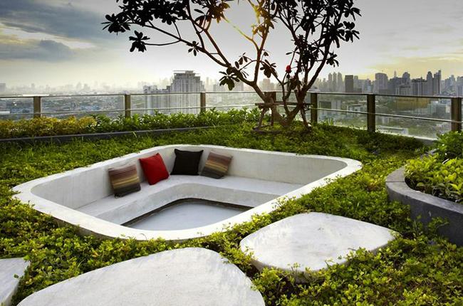 For RentCondoOnnut, Udomsuk : Rent out 1 bedroom, 1 bathroom Aspire Sukhumvit 48 (19,000 baht / month)