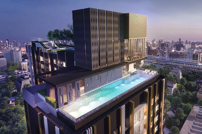 ขายดาวน์คอนโดอ่อนนุช อุดมสุข : ด่วน❗❗ ขาย Life Sukhumvit 62 >> 1 ห้องนอน 30 ตรม. ⭐3.75 ล้าน Layout สวยเป็นสัดส่วน【065-4742891】