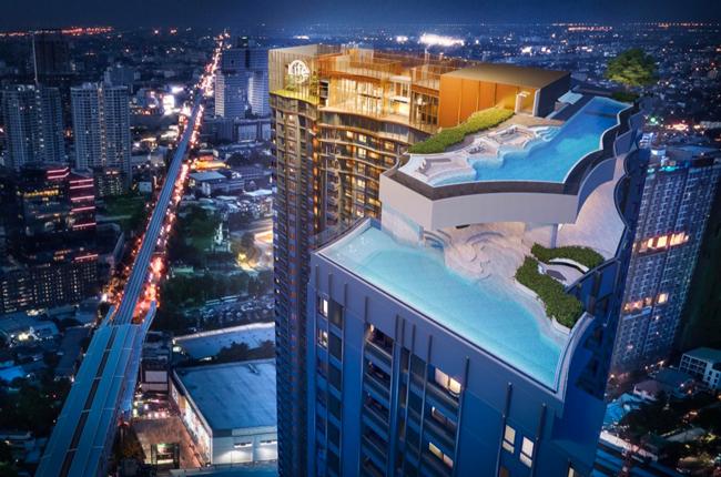 For SaleCondoLadprao, Central Ladprao : Urgent sale Life Ladprao Valley VVIP investor price