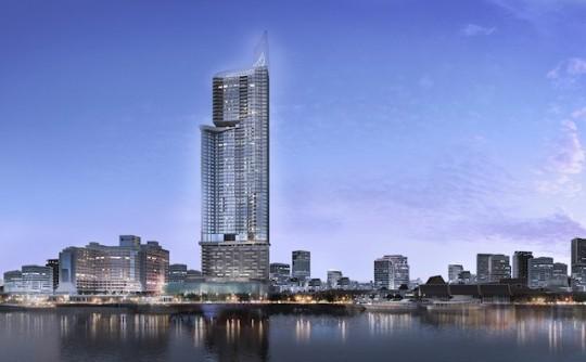for sale Menam Residences 78 sq.m,2 bed แม่น้ำ เรสซิเดนท์