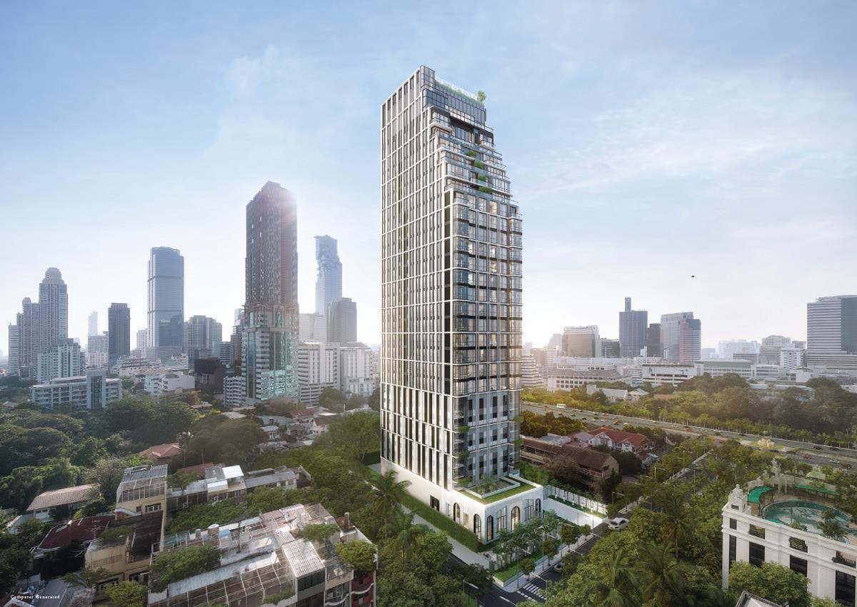ขายดาวน์คอนโดสาทร นราธิวาส : เจ้าของขายเอง ขายดาวน์คอนโด The Reserve Sathorn ห้อง Duplex 125 ตร.ม. ชั้นสูง