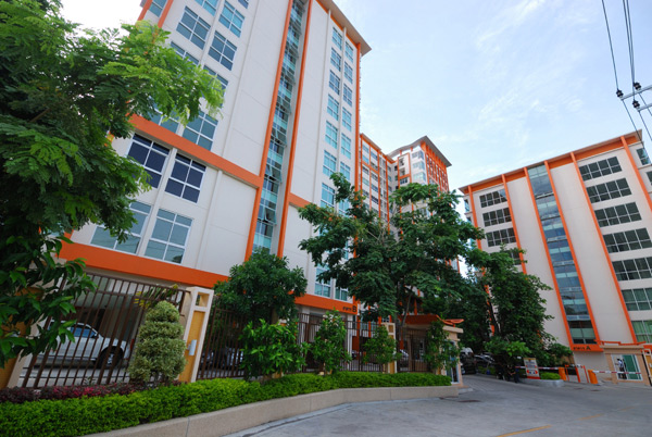 For RentCondoRama9, RCA, Petchaburi : PG Rama 9 Condominium Size 35 Sq.m. 1 Bed Fully Furnished, Ready to move in !!