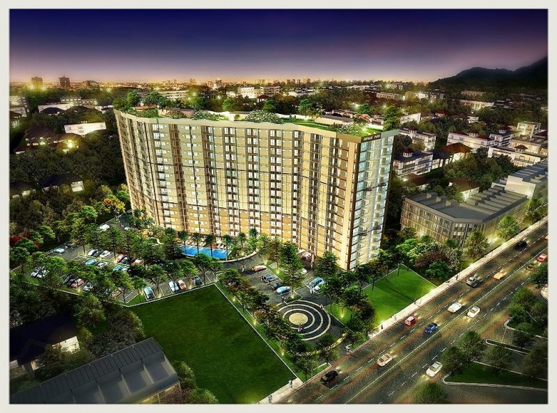 ขายคอนโดภูเก็ต ป่าตอง : For Sell - Ready to move in of Phuket heart location condo