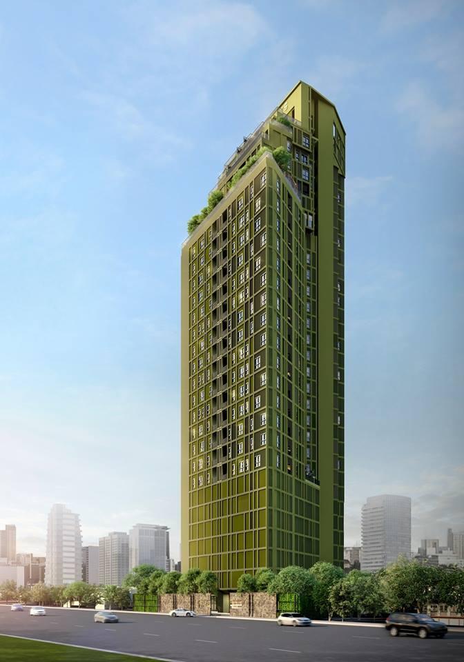 Sale DownCondoLadprao, Central Ladprao : Metris Ladprao 1 bedroom size  30 sq.m. **Sale at cost**